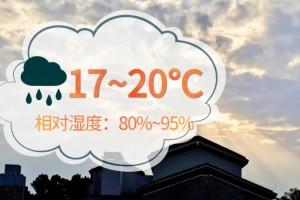 广州气候纠缠春雨添寒意明日最低温14℃